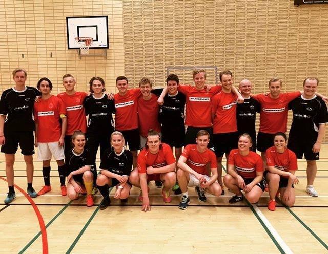 Futsalmatch mot P-klubi