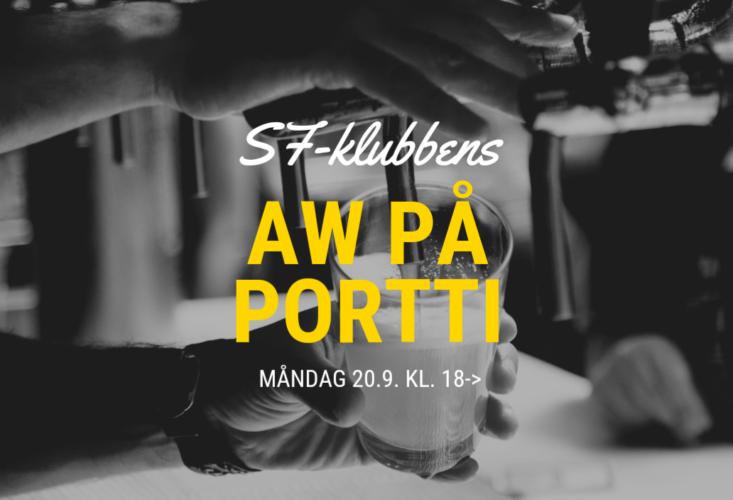 AW på Portti