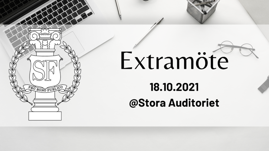 Extra medlemsmöte 18.10.2021